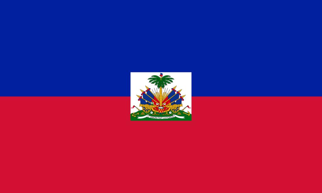Missionário na Haiti