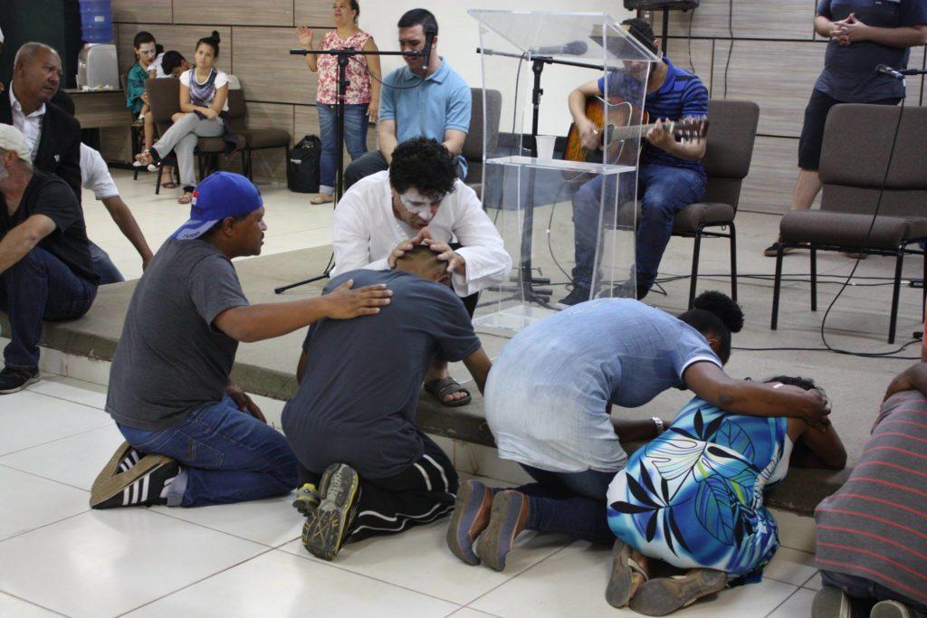 GEAS - Grupo de Evangelismo e Ação Solidária