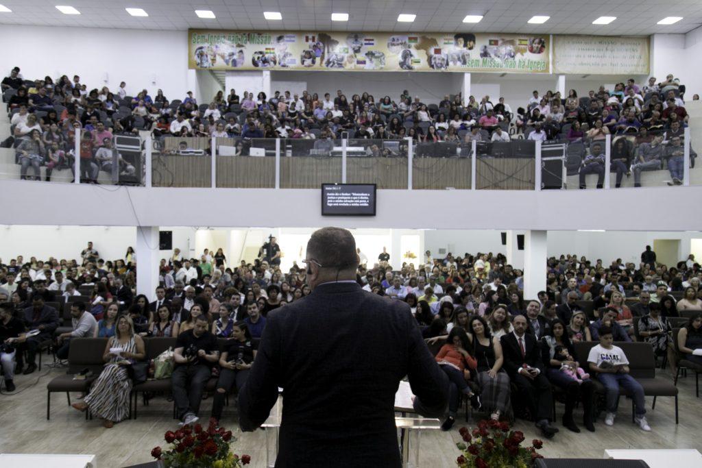 Inauguração da Casa de Oração para Todos os Povos - 08/10/2017