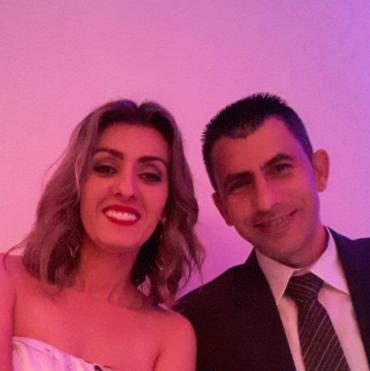 Elaine e Ricardo Benitez