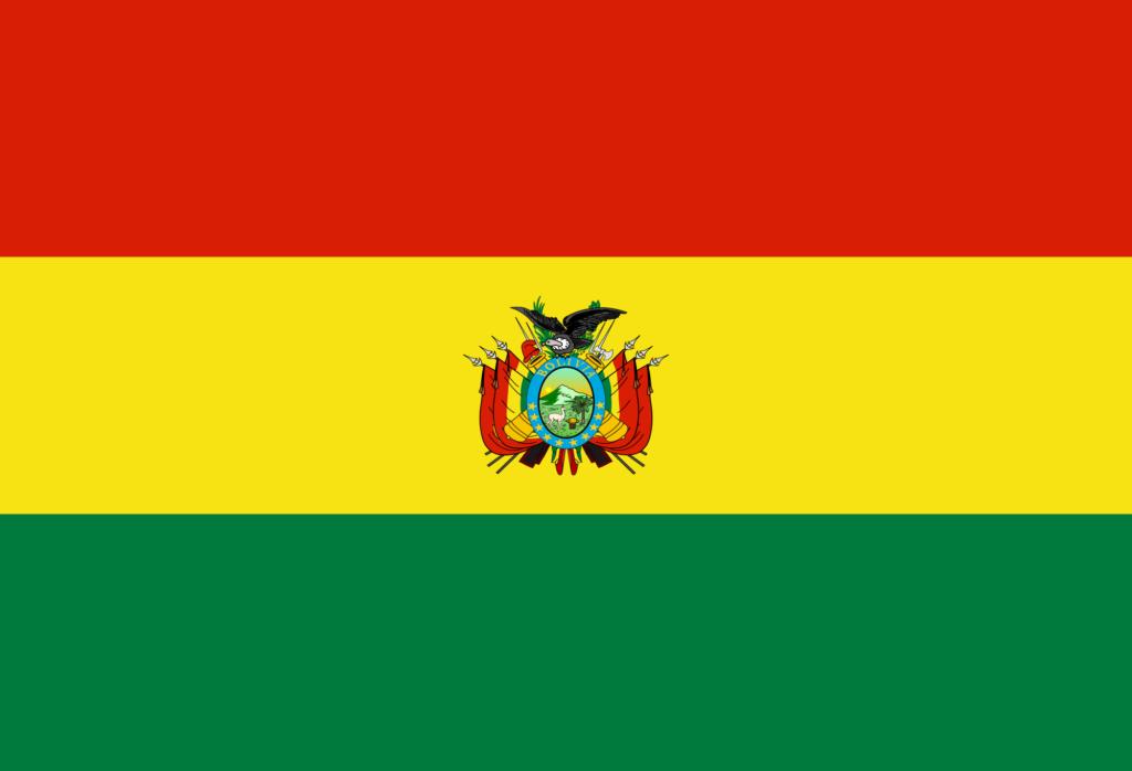 Missionário na Bolívia