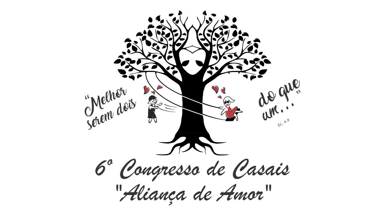 VI Congresso de casais - Aliança de Amor - 31.08-02.09.2018