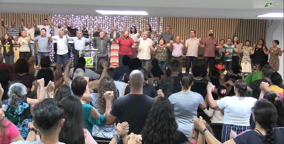Campanha do Clamor - 12 dias de Clamor para 12 meses de bençãos - 2019